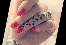 Tattoo Fingers (Palce)