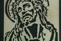Вырезание.Бог