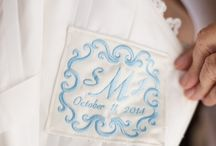Something blue ideas / Special something blue ideas for your wedding day