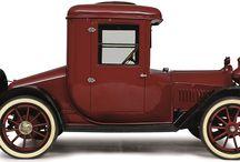Classic cars mini 1900 - 1930