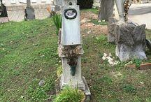 CIMITERO MONUMENTALE DI BONARIA - CAGLIARI -SARDINIA- ITALY