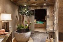 Inspiring Bathroom Spaces