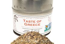 Greek Cuisine / All things Greek. Elevating favorite plates to new levels and changing the way that you do sauces are what this blend does best.