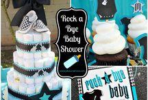 Gentleman Baby Showers
