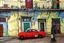 Art - painting - David Croitor