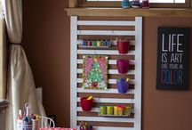 child room ideas/montessori/waldorf