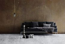 industrial / home decor, design, objects every thing with an industrial touch