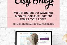 starting etsy shop