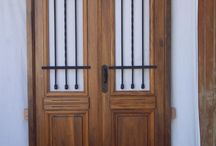 Puertas y pisos
