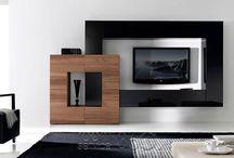 tv üniteleri modern