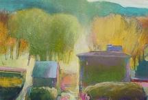 Landscape / Inspirations for landscape painting