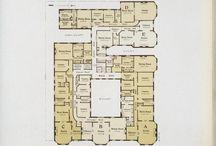 floor plans, archtctr