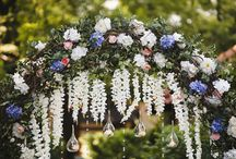 Wedding Floral Styling