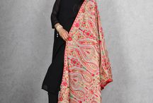 Embroidered Dupattas for  Parties