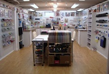 Craft Rooms & Storage/Organizer / by Nathalie Brunet-Deschamps