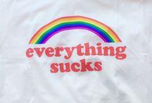 Everything Sucks ♡
