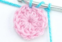 Crochet/sewing  / by Lorenza Savage