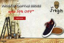 Froskie Canvas Shoes Buy Online Hurry up