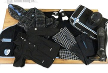 Sets For Riders And Horses / We offer a 20 percent discount if you buy 6 items or more from a set, for example these beautiful matching collections below. The discount will be calculated from the total price of your purchase.