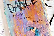 Notebooks/ dance journals