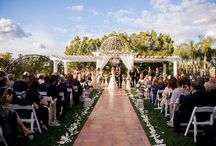 Orange County Outdoor Weddings / Villa de Amore offers Orange County Brides and Couples the Perfect Outdoor Weddings!