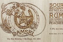 City Star Barrel Aged Beer