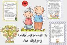 kinderboekenweek voor altijd jong