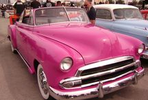 Cars/Classic Rides / by Brenda Galley