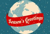 Holiday Wishes / Be grateful for all that we have, during the holidays and indeed, all year long!