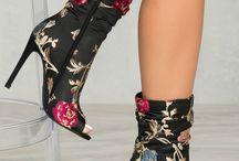 Chaussures chaudes