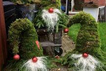 Karácsonyi deko
