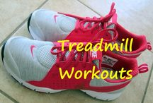 Treadmill / Running and walking workouts; mostly HIIT; mostly treadmill