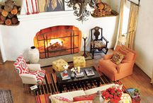 Spanish Villa / Get inspired to add Spanish-style elements to your home with these fabulous rooms and furnishings.