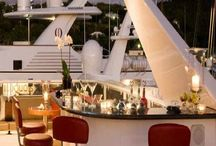 Luxury yachts & boats / All things luxurious that float on water