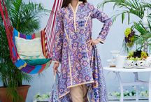 Mulberry Lawn Collection, 2016 / With this collection we draw our inspiration from the blooming foliage around us. Feel the freshness of the grass with the plush fabric against skin and flaunt the vividness reflected through our splendid compositions that are meant to awe.