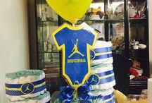 Air Jordan Baby shower ideas