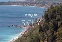 A trip in Sicily