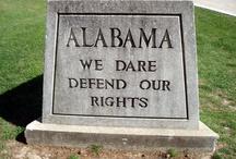 Alabama Symbols....etc. / by Gee