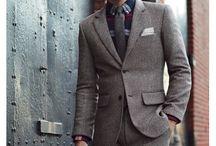 Men's Fashion... / by Michelle Ashdown