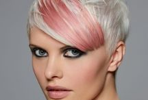 COLOR INSPIRATION / Color Hair Style