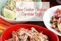 Slow Cooker and Crock Pot Meals