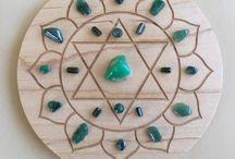 kristal grid