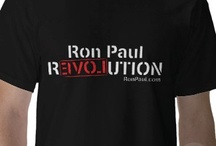 Ron Paul T-Shirts / My favorites Ron Paul tees and shirts! Ron Paul Revolution tshirts! / by Republican 2012