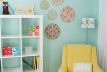 Baby Room / by Jehanne Fauquier