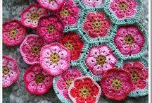 crochet / by Elizabeth Wheat
