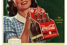 Coca-Cola / by Pat MacKenzie