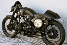 Cafe racer / by Michael A