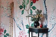 Wall Mural/Paper