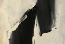 Abstract Art on Paper  / by John Michael < Abstract Artist >