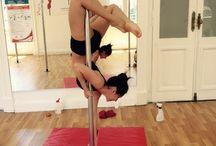 Pole dance / Trucos de pole dance